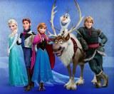 アナ雪フィーバーは当分続きそう。無料BS「Dlife」では特別番組『アナと雪の女王すべて』を12月に日本独占初放送(C)ABC, Inc.