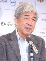 合弁会社設立を発表した吉本興業の大崎洋社長(写真は2月撮影) (C)ORICON NewS inc.