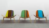 カール・ハンセン&サンの人気チェアが「ポール・スミス」デザインに