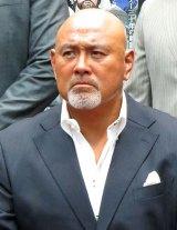 デビュー30周年記念大会『HOLD OUT』前日会見に出席した武藤敬司 (C)ORICON NewS inc.