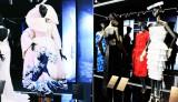 展覧会「ディオールの世界」日本に影響を受けたドレスも (C)oricon ME inc.