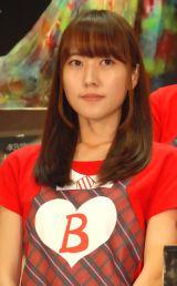 元AKB48の佐伯美香が「バイトAKB」としてファンの前に登場 (C)ORICON NewS inc.