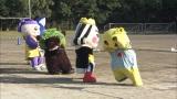 22日放送の『嵐にしやがれ』ではふなっしー対あらっしーの大運動会を開催 (C) 日本テレビ