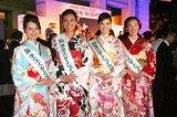 (左から)大杉麗美さん、皆川智苑さん、本郷李來さん、七野李冴さん (C)oricon ME inc.