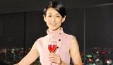 『ピンクリボンキャンペーン2014』のアンバサダーを務める鈴木保奈美 (C)ORICON NewS inc.