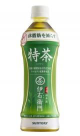 発売から1年で大きく支持を広げているサントリーの特保飲料『伊右衛門 特茶』