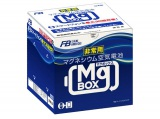 注目されている次世代エネルギー「マグネシウム空気電池」の非常用製品『マグボックス』(古河電池)