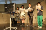 『声優魂』大阪大会決勝の様子 (C)oricon ME inc.