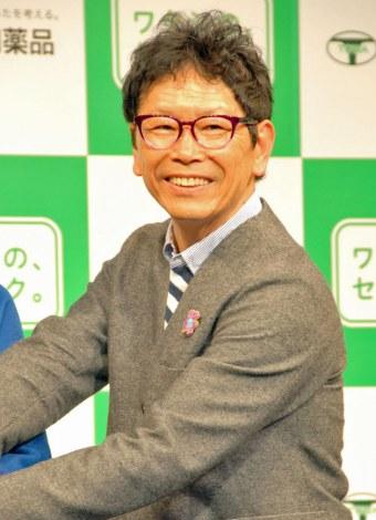東和薬品『ワタシの、センタク。』新CM発表会に出席した南こうせつ (C)ORICON NewS inc.