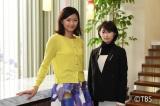 『Nのために』主演の榮倉奈々(左)と主題歌を担当した家入レオが対面