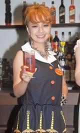 『GINZA 部活CAFE&BAR!』のプレス内覧会に出席したニーコ (C)ORICON NewS inc.
