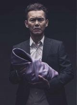 渡部篤郎主演で江戸川乱歩賞受賞作品『翳りゆく夏』をドラマ化。WOWOWで2015年1月18日スタート(C)WOWOW