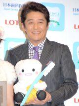 『ベストスマイル・オブ・ザ・イヤー2014』授賞式に出席した坂上忍 (C)ORICON NewS inc.