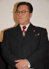 映画『トワイライト ささらさや』初日舞台あいさつに登場した石橋凌 (C)ORICON NewS inc.