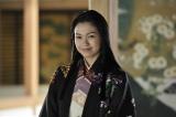 大河ドラマ『軍師官兵衛』で淀を演じる二階堂ふみ(C)NHK