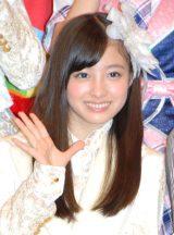 アイドル専門チャンネル『Kawaiian TV』記者会見に出席したRev.from DVL・橋本環奈 (C)ORICON NewS inc.