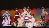11月8日に神戸ワールド記念ホールで大学芸会を開催した私立恵比寿中学。