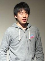 Gunosy代表取締役兼CEO福島良典氏 (C)ORICON NewS inc.