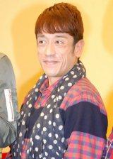 Dlife雑談バラエティ『キニナルーム。』の取材会に出席したクリス松村 (C)ORICON NewS inc.