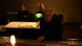 12月30日放送のBSプレミアム『名盤ドキュメント』ではっぴいえんどが集結(左から鈴木茂、松本隆、細野晴臣)