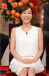 『しゃべくり007 2時間スペシャル』で元TBS・田中みな実アナが日本テレビ初登場 (C)日本テレビ