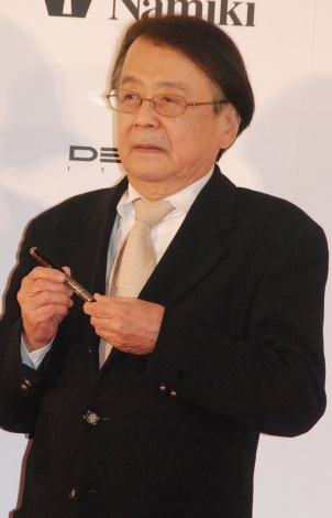 『万年筆ベストコーディネイト賞2014』の表彰式に出席した山本圭 (C)ORICON NewS inc.