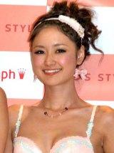 荒井奈緒美、第1子女児出産