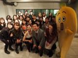 経済でキレイ!プロジェクト始動。11月13日に東京・原宿の「sara×niwa原宿」で開催されたイベントの模様(C)ORICON NewS inc.