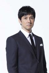 西島秀俊が主演を務める『MOZU』の映画化が決定(撮影:中川容邦)