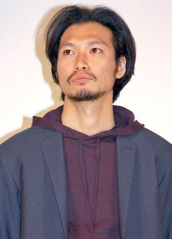 TBS系ドラマ『ママとパパが生きる理由。』完成披露試写会に出席した青木崇高 (C)ORICON NewS inc.