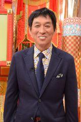 7年ぶりのドラマ出演となる明石家さんま (C)日本テレビ