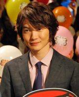 映画『神さまの言うとおり』初日舞台あいさつに登場した神木隆之介 (C)ORICON NewS inc.