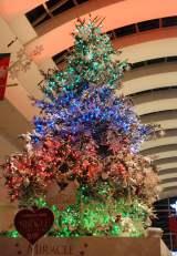 映画『MIRACLE デビクロくんの恋と魔法』で点灯されたクリスマスツリー (C)ORICON NewS inc.