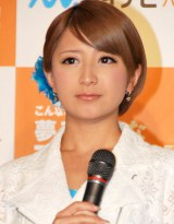 吉澤ひとみ、里田まいらと食事に出かけたことを報告した矢口真里 (C)ORICON NewS inc.