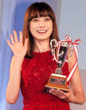 『ネイルクイーン 2014』授賞式に出席したヨンア (C)ORICON NewS inc.