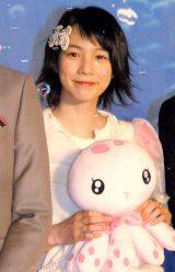 映画『海月姫』ワールドプレミア試写会に出席した能年玲奈 (C)ORICON NewS inc.