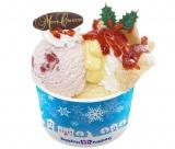 クリスマスサンデー『クリスマス ミルフィーユ』ダブルカップver. 610円〜