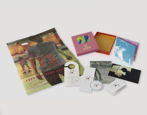 小沢健二DVD『超LIFE』豪華BOXパッケージの中身公開