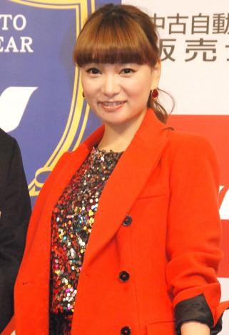 『JU あのひと of the Year 2014』授賞式に出席した保田圭(C)ORICON NewS inc.