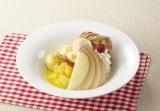 「ポップオーバー」がブームに? デニーズで発売される『青森産ふじ林檎のポップオーバー』
