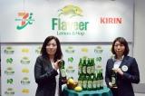 キリンビールとセブン&アイのコラボ商品『キリン フレビア レモン&ホップ』の発表会