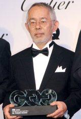 『GQ Men of the Year 2014』授賞記者会見に出席した鈴木敏夫プロデューサー (C)ORICON NewS inc.