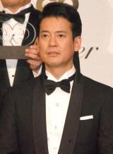 『GQ Men of the Year 2014』授賞記者会見に出席した唐沢寿明 (C)ORICON NewS inc.