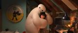 ディズニー・アニメ映画『ベイマックス』(12月20日公開)(C) 2014 Disney. All Rights Reserved.