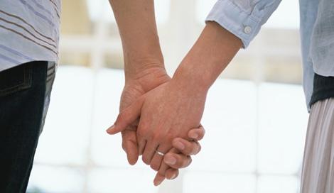 サムネイル お互いを尊重し合える関係が、いい夫婦の条件なのかも?