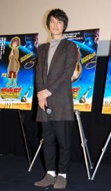 映画『西遊記〜はじまりのはじまり〜』初日舞台あいさつに出席した斎藤工(C)ORICON NewS inc.