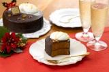 """クリスマスケーキを""""お試しサイズ""""で!『UchiCafeSWEETS お試し ザッハトルテ』(税込260円)"""
