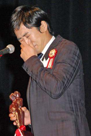 『第6回 TAMA映画賞』の授賞式に出席した劇団ひとり (C)ORICON NewS inc.