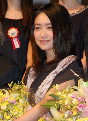 『第6回 TAMA映画賞』の授賞式に出席した池脇千鶴 (C)ORICON NewS inc.