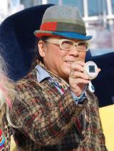 『たまごっち誕生祭2014〜スペシャルステージ〜』に参加したドン小西 (C)ORICON NewS inc.